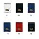 MIZUNO(ミズノ) ミズノプロ リストバンド(デザインタイプ) 52YS-94 ネイビー×レッド 74 - 縮小画像1