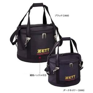 09年モデル ZETT(ゼット) ボールケース 【bap124a】 ダークネイビー - 拡大画像