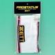 2010年モデル ZETT(ゼット) PROSTATUS(プロステイタス) リストバンド ホワイト×ピンク(1161) - 縮小画像1