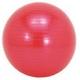 エクササイズ エクササイズボール&ソフトトレーニングボール&マットの3点セット レッド(23) 55CM 【2セット】 - 縮小画像2