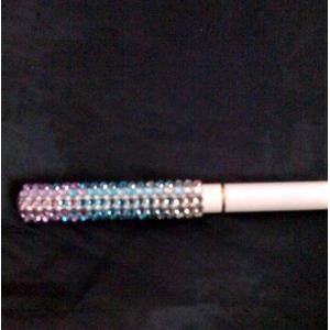 【電子タバコ】ソフィアデコタバコ ピンク×シルバー×ブルー - 拡大画像