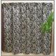 ゼブラ柄遮光カーテン 幅100cm×丈185cm 2枚組 - 縮小画像6