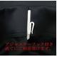 防炎1級遮光カーテン ブラック 幅100cm×丈230cm 2枚組 - 縮小画像4