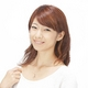 Beji(ベジ) hearts diamond/ネックレス ピンクーゴールド 【矢部美佳さん着用】 - 縮小画像4