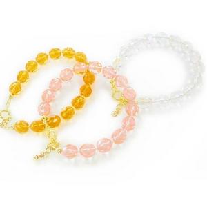 Beji(ベジ) beads/ブレスレットセット 3カラーセット 【網戸もえさん着用】 - 拡大画像