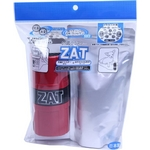 ZAT抗菌クラスターゲル 3個  +  自然式拡散器セット レッド