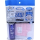 ZAT抗菌デザインマスク + 抗菌スプレー ×3個セット 【大人用 水玉 ピンク】 - 縮小画像1