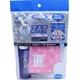ZAT抗菌デザインマスク + 抗菌スプレー ×12個セット 【大人用 スター ピンク】 - 縮小画像1