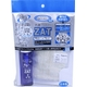ZAT抗菌デザインマスク + 抗菌スプレー ×3個セット 【大人用 ハート ベージュ】 - 縮小画像1
