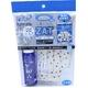 ZAT抗菌デザインマスク + 抗菌スプレー ×6個セット 【大人用 星】 - 縮小画像1