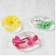 アクリル製ソープディッシュ/石鹸置き 【ピンクオーキッド】 造花 - 縮小画像2