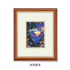 風景専門店あゆわら 《アートフレーム》ラッセンDX絵画額 - 拡大画像
