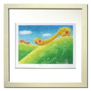 風景専門店あゆわら 《アートフレーム》Ryo やまびこぞう - 拡大画像