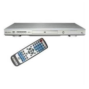DVDプレーヤー【プログレッシブスキャン】【コアキシャル端子】高性能据え置き型 DVDプレーヤー SpectronIQ PD-1100 - 拡大画像