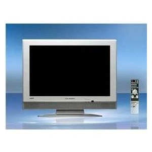 DXブロードテック 19型デジタルハイビジョン液晶テレビ LVW-192 シルバー HDMI入力端子・D4入力端子搭載 - 拡大画像