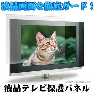 液晶テレビ保護パネル 42インチ用 アンチグレア ITG-42AG 【簡単設置】 - 拡大画像