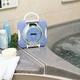 TWINBIRD(ツインバード) ポータブル 防水CDプレーヤー AV-J149BL ブルー  - 縮小画像2