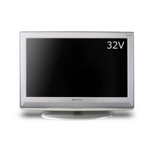 digi-MOTION 32V型ハイビジョン液晶テレビ DT-3201S - 拡大画像