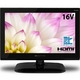 digi MOTION 16V型 液晶テレビ 薄型 ハイビジョン液晶TV 16インチ MDTV-16K100 - 縮小画像1