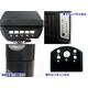 節電対策に 3段階切換 リモコン付 タワーファン VGM-18503 - 縮小画像2
