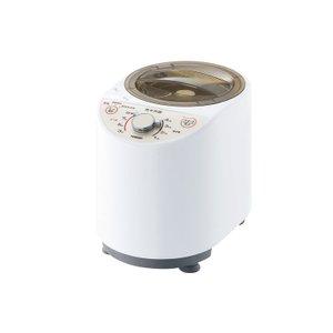 TWINBIRD(ツインバード) コンパクト精米器 精米御膳 精米機 MR-E500W - 拡大画像