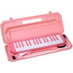 カラフル32鍵盤ハーモニカ MELODY PIANO P3001-32K サクラ