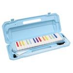 カラフル32鍵盤ハーモニカ MELODY PIANO P3001-32K NIJI/虹色