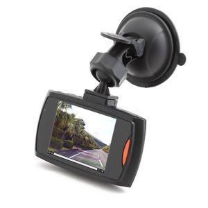 DIXIA リアカメラ付赤外線6灯カメラ型HDドライブレコーダー 【ドラレコ 後方撮影 リアカメラ 夜間撮影 自動録画】