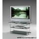 TVスタンド インテリアラック AQA-32AP38 薄型テレビ32型〜42V型対応 テレビ台アクリルを用いた浮遊デザイン - 縮小画像3