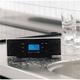 TWINBIRD(ツインバード) 防水SDオーディオプレーヤー ZABADY(ザバディ) AV-J369B ブラック お風呂で台所で濡れても使えるオーディオプレーヤー - 縮小画像2