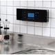 TWINBIRD(ツインバード) 防水SDオーディオプレーヤー ZABADY(ザバディ) AV-J369B ブラック お風呂で台所で濡れても使えるオーディオプレーヤー - 縮小画像3