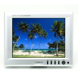 液晶ディスプレイ 8.4型液晶モニター【貴重なアスペクト比4:3】PC接続対応【産業用業務用としても需要の高いモニター】 CAMOS CM-840D - 拡大画像