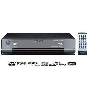 KENWOOD( ケンウッド) 車載用DVDプレーヤー VDP-09  【CPRM対応】MP3、DivX対応 - 拡大画像