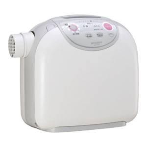 MITSUBISHI(三菱) ふとん乾燥機 フトンクリニック 【デオドラント効果で清潔乾燥】 AD-P80LS-W[AD-P80LSW] - 拡大画像