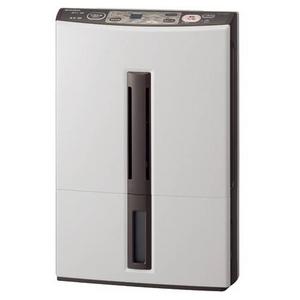 MITSUBISHI(三菱) 除湿機 サラリ 除湿乾燥機 【木造11畳・コンクリート23畳まで】 MJ-S100D-T[MJS100DT] - 拡大画像