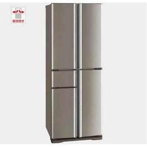 冷凍冷蔵庫 容量405L 切れちゃう冷凍 使いやすいケース収納式 三菱 MR-A41P-T ウォームステンレス - 拡大画像