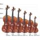 Hallstatt(ハルシュタット) 初心者でも安心なバイオリンセット ヴァイオリン初心者入門6点セット V28STEADY(ステディ) 39821 - 縮小画像2