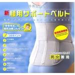 骨骨先生の新腰用サポートベルト Lサイズ