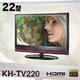 KAIHOU(海宝) 22インチフルスペックハイビジョンテレビKH-TV220 - 縮小画像1