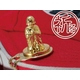 FANTASISTA(ファンタジスタ) 幸運シリーズ 神が宿る黄金の地蔵マーカー - 縮小画像2