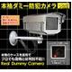 最高級【ダミーカメラ】赤外線暗視タイプ ダミー防犯カメラ 【A06】 - 縮小画像1