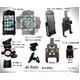 Ai-Style Ai4-BIKe  iPhone4専用 バイク・自転車用ホルダー 【Ai-Bike】 - 縮小画像2
