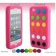 Ai-Style Series iPhone4 シリコンケース Type Swap【Ai4-Swap-Pink】ピンク - 縮小画像1