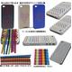 Ai-Style Series iPhone4 ケース 【Ai4-S-Dot-BK】(ブラック)替玉7色各16個付 - 縮小画像3