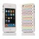 Ai-Style Series iPhone4 ケース 【Ai4-S-Dot-WY】(ホワイト)替玉7色各16個付 - 縮小画像2