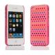 Ai-Style Series iPhone4 ケース 【Ai4-S-Dot-PK】(ピンク)替玉7色各16個付 - 縮小画像2