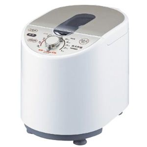 TWINBIRD(ツインバード) コンパクト精米器 精米御膳 MR-E700W ホワイト - 拡大画像