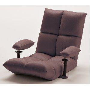 ATEX(アテックス) 腹筋!座いす AX-HC151 ブラウン - 拡大画像