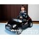 電動乗用ラジコン MINI CAR ミニクーパータイプ ブラック  - 縮小画像2