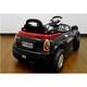 電動乗用ラジコン MINI CAR ミニクーパータイプ ブラック  - 縮小画像4